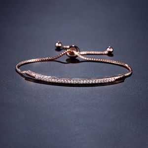 ✨ SPHINX VOGUE Abrax Bracelet Rose Gold Adjustable
